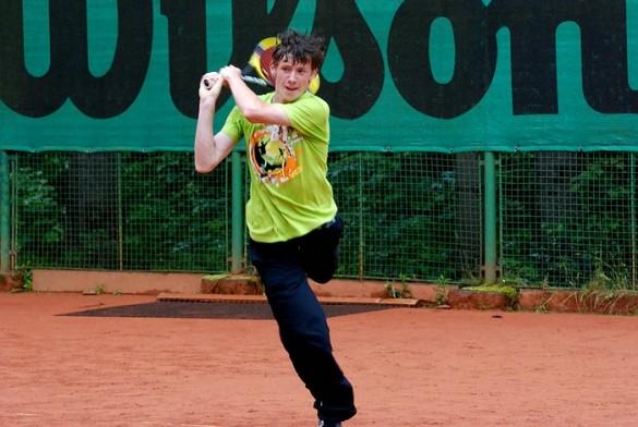 Harrachov, obóz  tenisowy