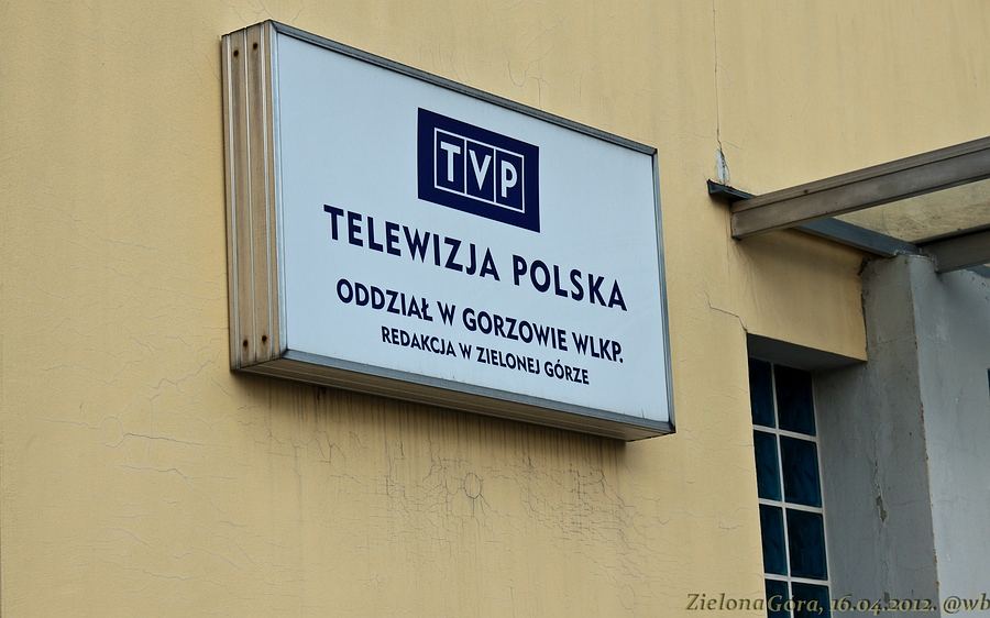 Wizyta w TVP