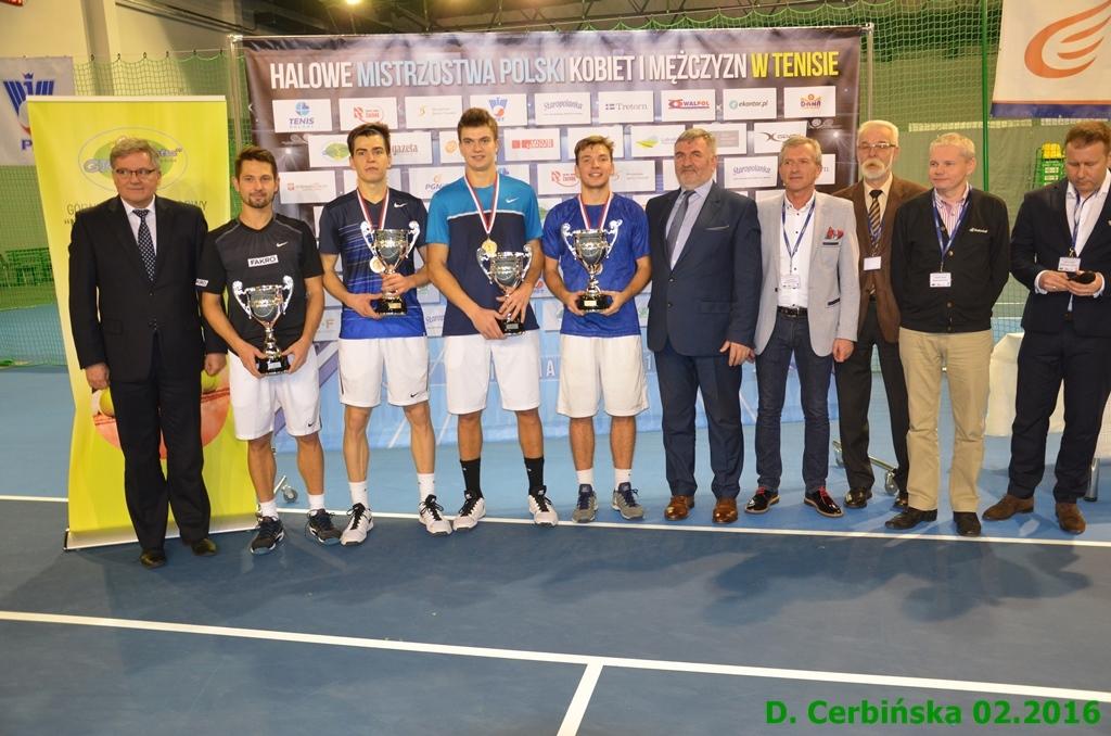Halowe Mistrzostwa Polski Kobiet i Mężczyzn