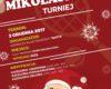 Barbórkowo – Mikołajkowy turniej dla dzieci